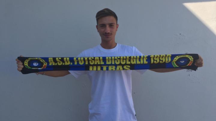 Rinforzo Mitrotta tra i pali per il Futsal Bisceglie