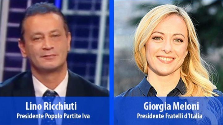 Fratelli d'Italia, la Meloni nomina il biscegliese Lino Ricchiuti in Direzione Nazionale