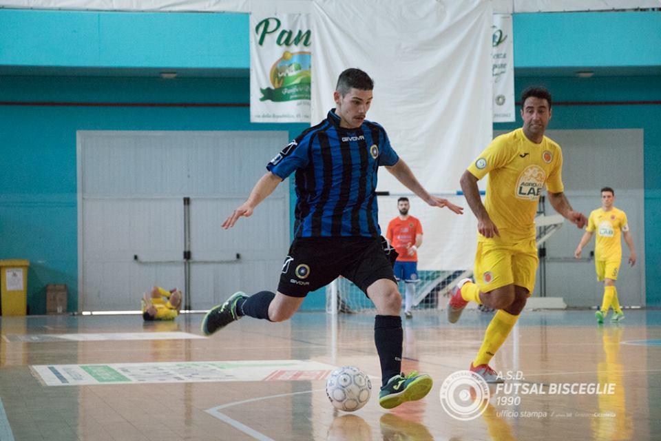 """Futsal, Davide Annese resta in nerazzurro: """"Onorerò questa maglia fino all'ultimo"""""""