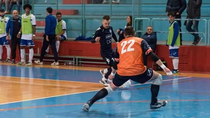 Futsal, Vitale chiude la batteria dei portieri nerazzurra