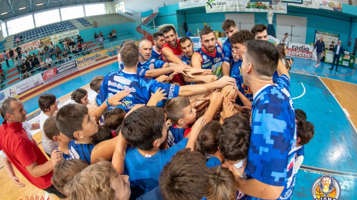 Lions Bisceglie, progressione implacabile. Debutto vincente in campionato