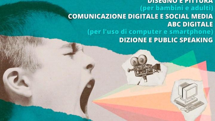 Al Palazzo Tupputi di Bisceglie si inaugura la nuova Scuola di Arti Visive e Digitali