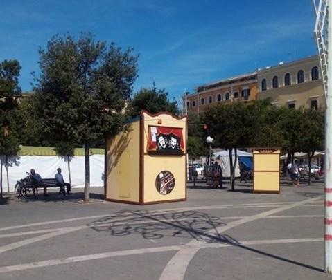 Il Teatro dei Burattini di Sasso torna in piazza per il bis