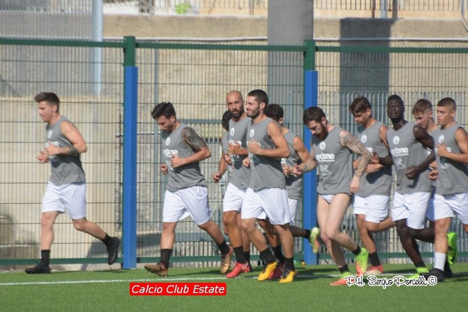 Unione Calcio raggiunta in extremis dal Martina