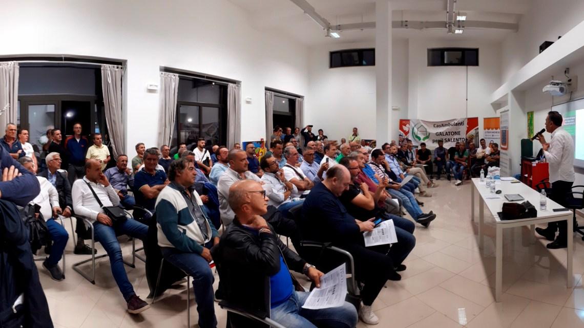 Assemblea Casambulanti: a Bisceglie i commercianti alzano la testa