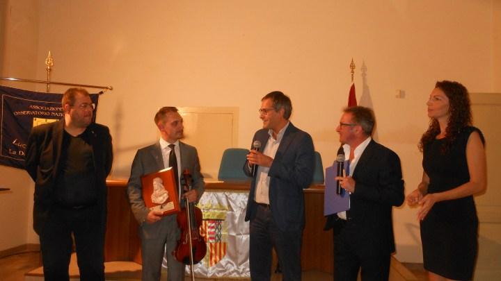 Celebrazioni 500 anni duchessa, l'Associazione Lucrezia Borgia premia tre eccellenze