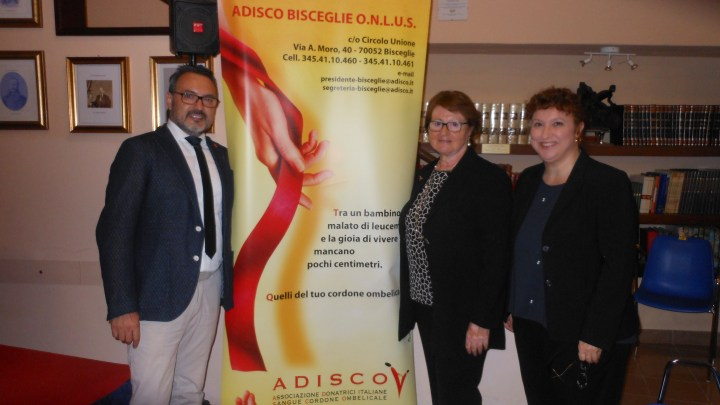 """L'ADISCO promuove la donazione del cordone ombelicale presso """"Roma Intangibile"""""""