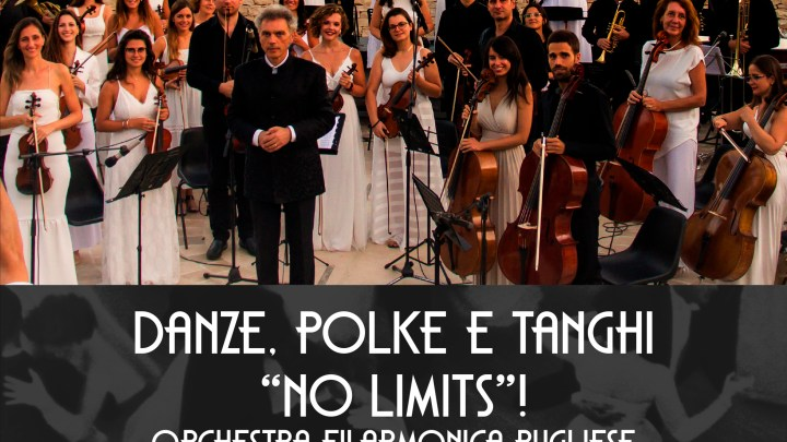 """""""BrindisiClassica"""": concerto dell'Orchestra Filarmonica Pugliese """"Danze, Polke e Tanghi – No limits"""""""