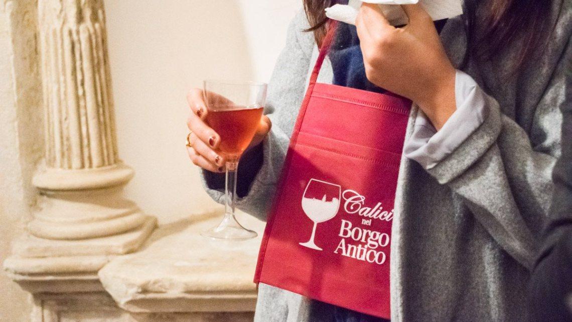 Tutto pronto per la tredicesima edizione di Calici nel Borgo Antico a Bisceglie