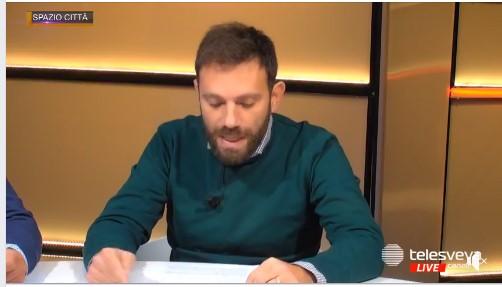 Spina: «Ass. Storelli confessa in tv che l'Amministrazione ha avuto contatti col Prefetto. Angarano chiarisca.»