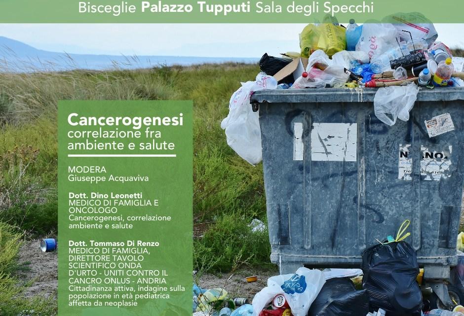 """Salute, a Palazzo Tupputi la si parla di """"cancerogenesi"""""""