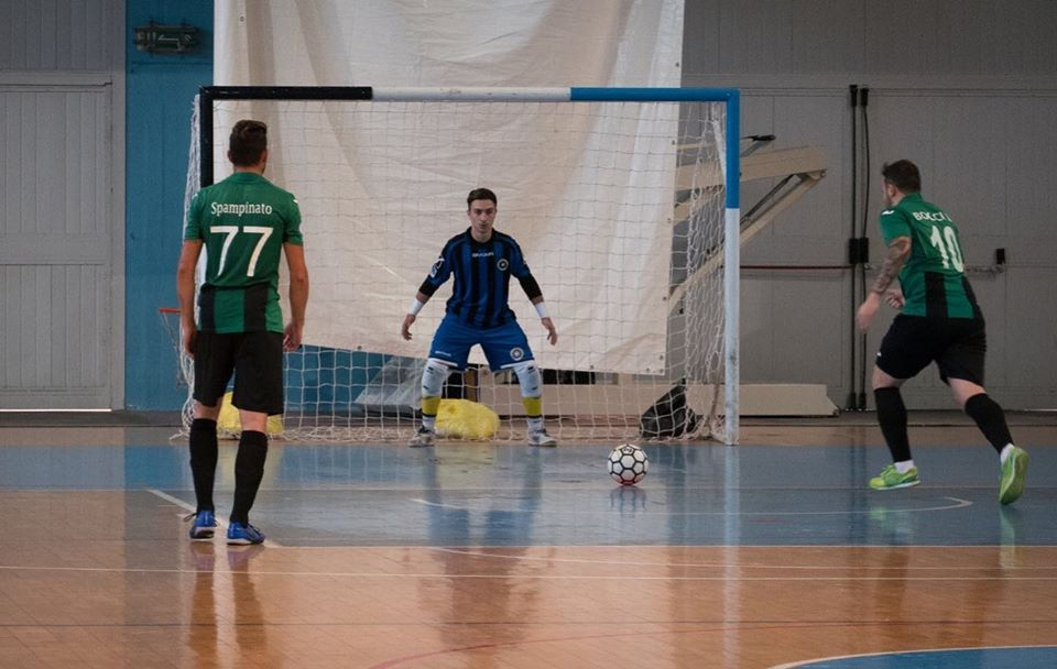 Aldo Mitrotta se ne va dal Futsal. «Grato a questa società»