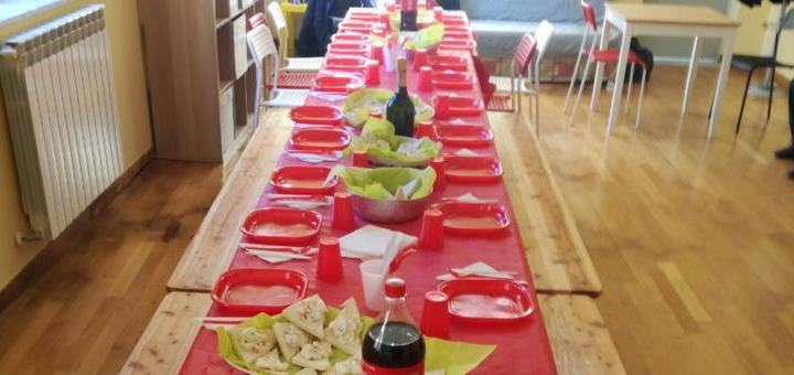 """Caritas, anche quest'anno il """"Pranzo di Natale"""" alle Vecchie Segherie"""