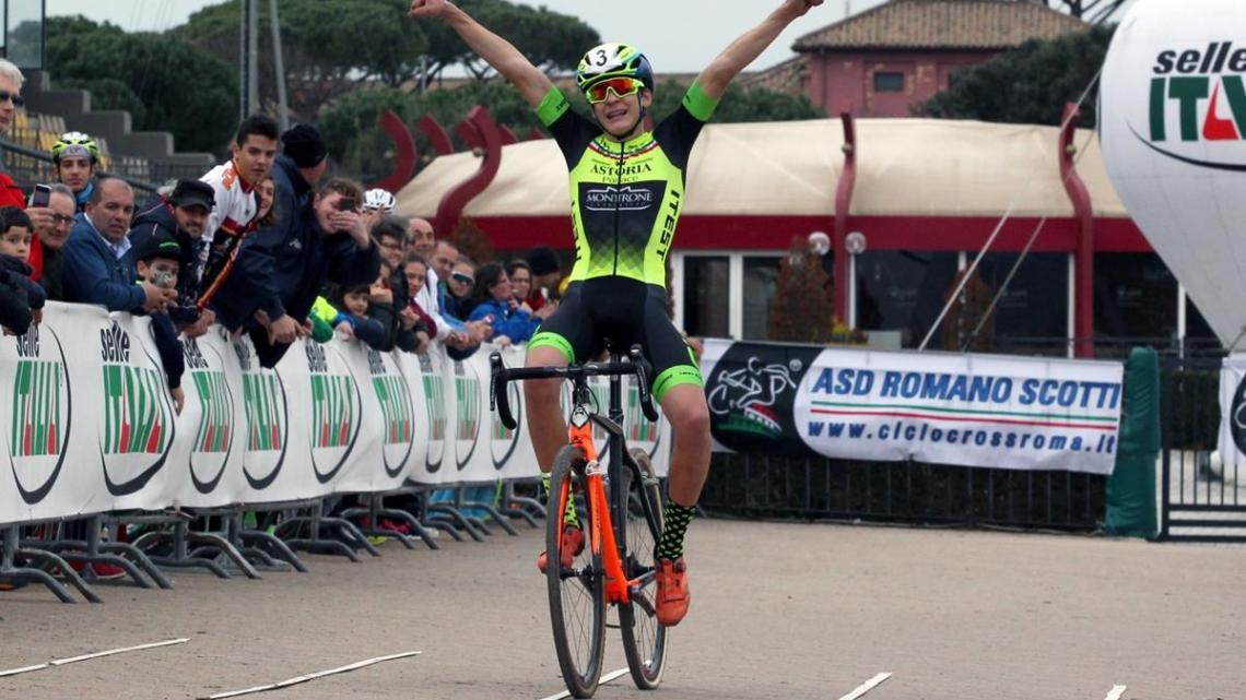 Mondiali ciclocross, Ettore Loconsolo convocato per Dübendorf