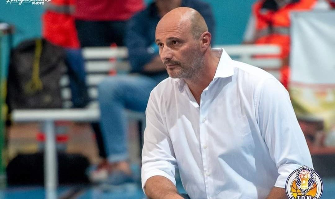 Blitz Lions Bisceglie a Sant'Antimo, coach Marinelli: «Siamo sulla strada giusta»