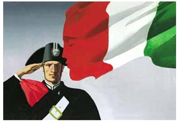 Giuseppe Remini alla guida dei Carabinieri di Bisceglie