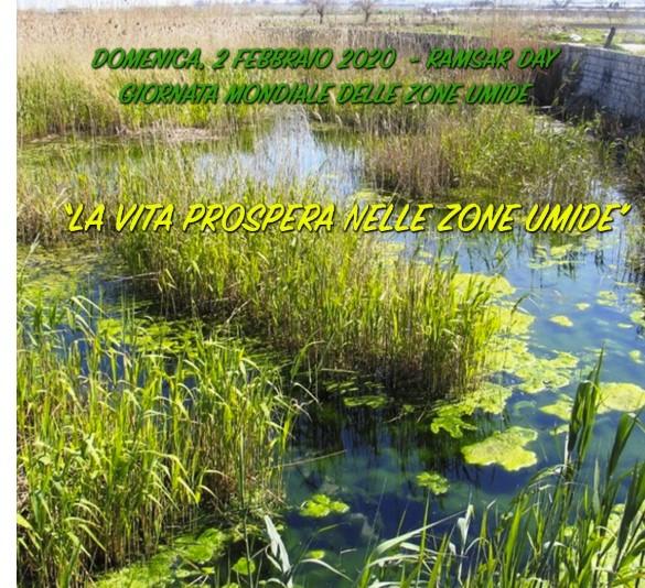 """""""Giornata Mondiale Zone Umide"""", anche Legambiente Bisceglie aderisce alla pulizia della zona Ariscianne-Boccadoro"""