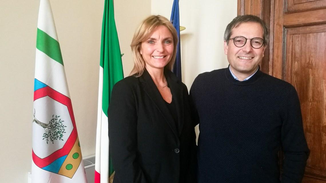 Nomina Lorusso assessore, Angarano: «Con lei più slancio nelle attività amministrative»