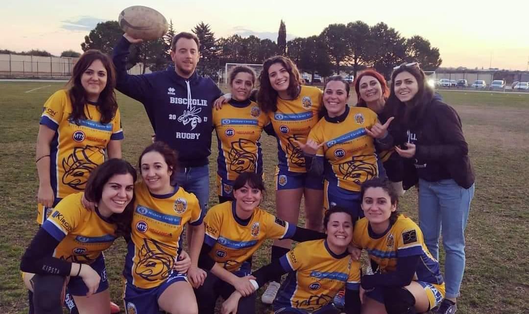 Vittoria per il Bisceglie Rugby nella VII Tappa di Coppa Italia Femminile