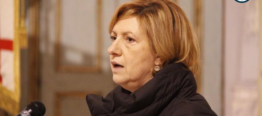 Foibe, Tonia Spina (FdI): delegazione presente a cerimonia  targa Antonio Papagni