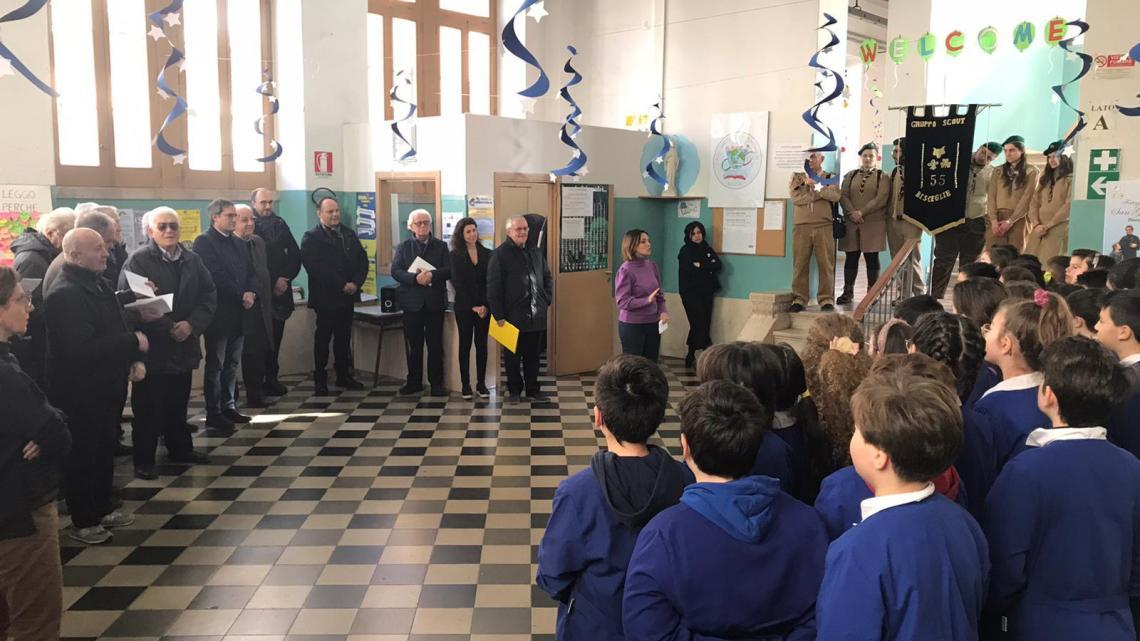 """Bambini della """"De Amicis"""" coinvolti nella giornata dedicata a San Giovanni Bosco e l'0ratorio"""