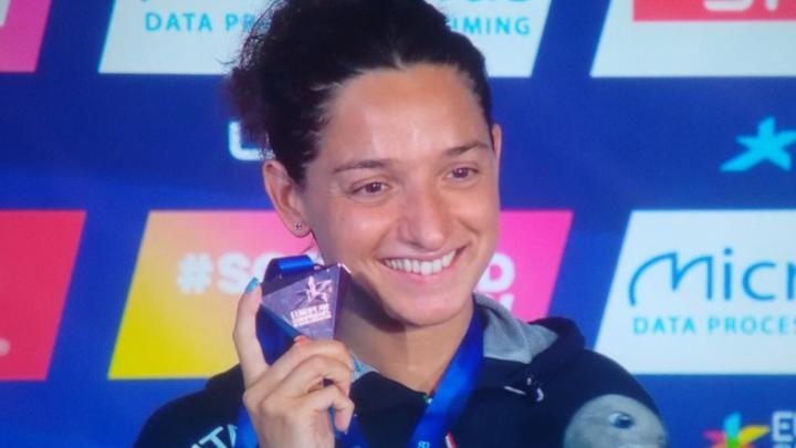 La biscegliese Elena Di Liddo rischia di saltare le Olimpiadi