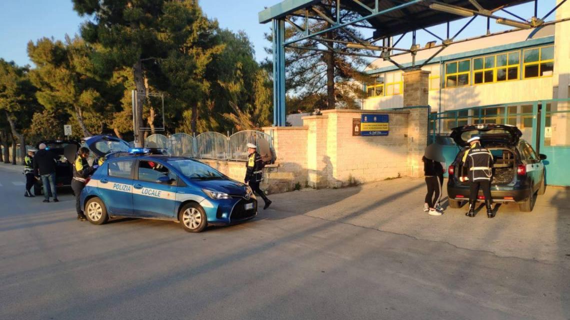 Polizia locale, continuano i controlli: salgono a 23 i denunciati