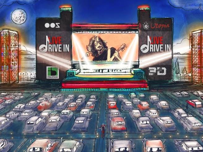 """Di Leo lancia il progetto """"Live Drive"""", un tuffo nel passato"""