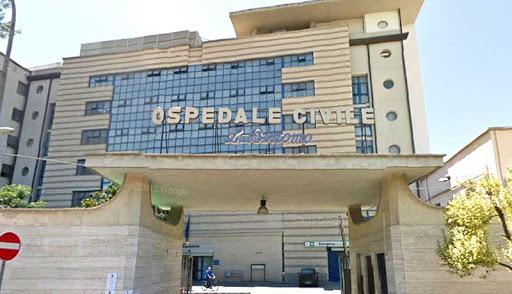 Medico positivo, sanificato ospedale di Andria