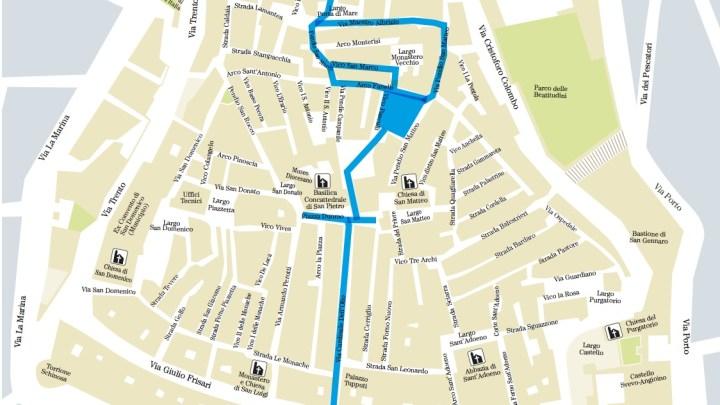 Il Borgo delle Meraviglie: ecco come si snoderà il percorso commerciale