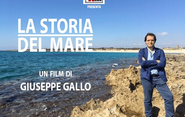 """""""La storia del mare"""". Un ironico cortometraggio contro l'inquinamento"""