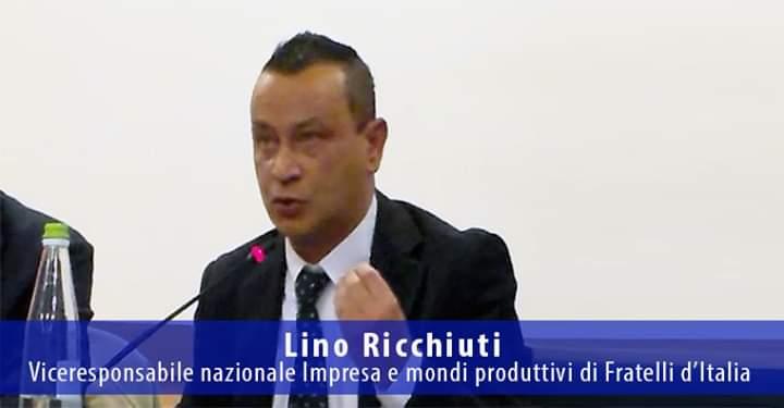 Fisco, il biscegliese Ricchiuti (FdI): da affrontare il tema delle società pubbliche di riscossione