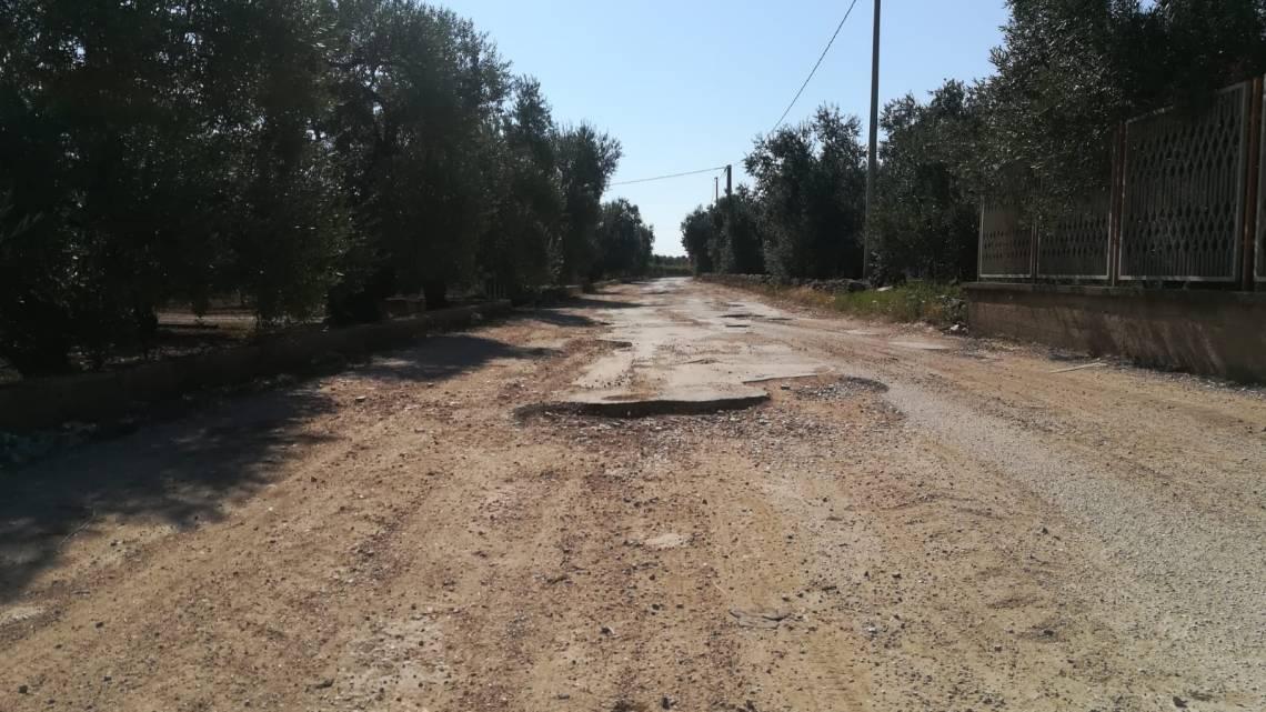 Marco Di Leo: strada San Pietro e Lama Dattola vanno messe in sicurezza al più presto