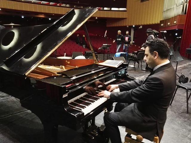 Olocausto rom e sinti: il Maestro Nico Arcieri con l'European Orchestra for Peace e l'Alexian Group in Croazia
