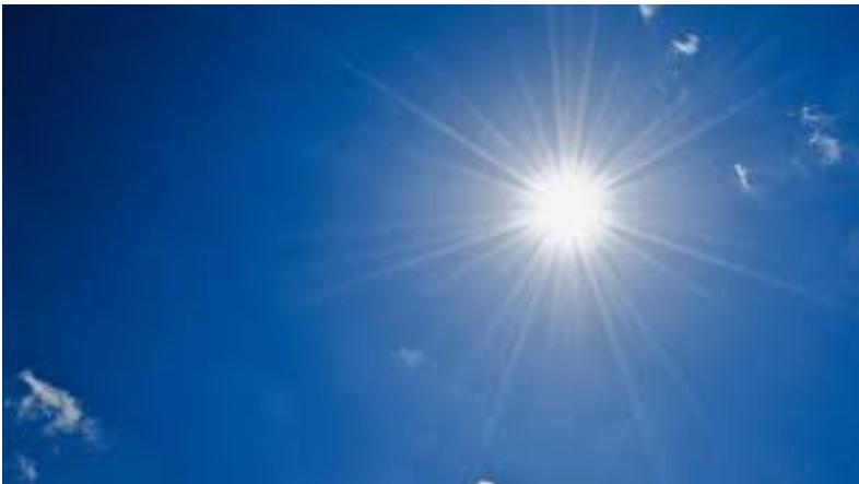 Caldo: settimana rovente con temperature fino a 43
