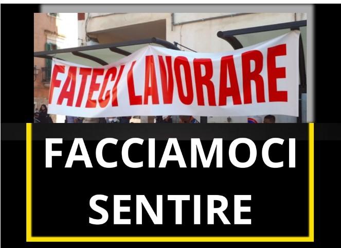 Ambulanti feste e fiere di Puglia, la protesta si sposta alla Regione: incatenati