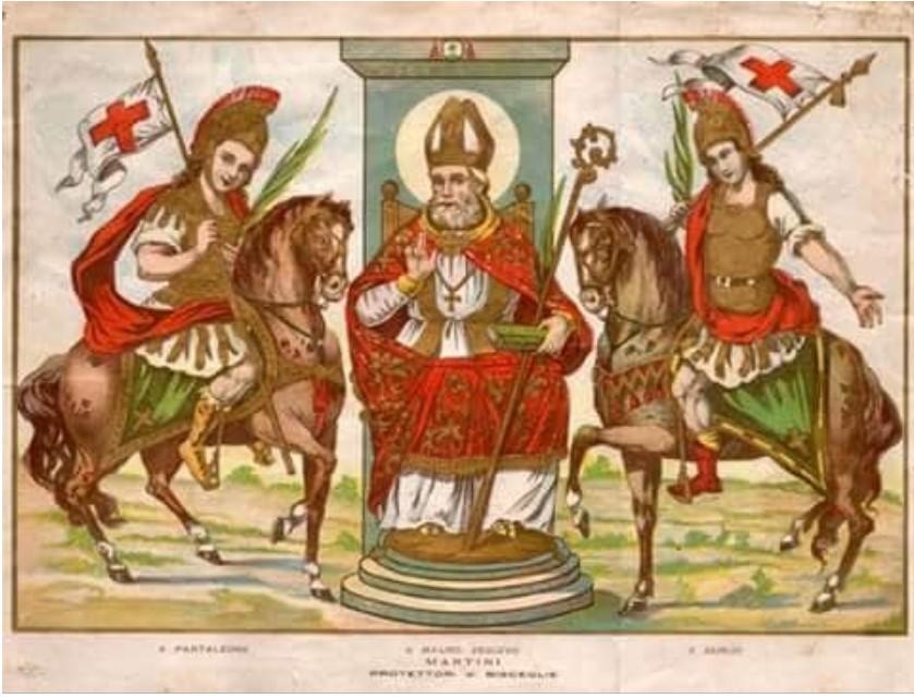 Santi Patroni Bisceglie, il programma delle Celebrazioni Eucaristiche