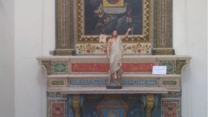 """""""Altare Tupputi"""", ultimato il lavoro nella chiesa di Sant'Adoeno"""
