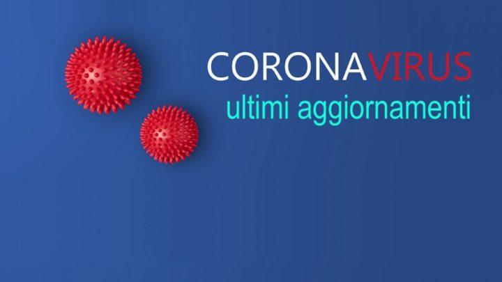 Coronavirus: oggi in Puglia 2 contagi e 1 decesso