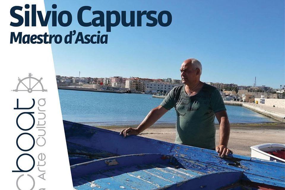 MACboat, l'antico gozzo trasformato in panchina dalla sapiente mano di Silvio Capurso (ven 24/07)