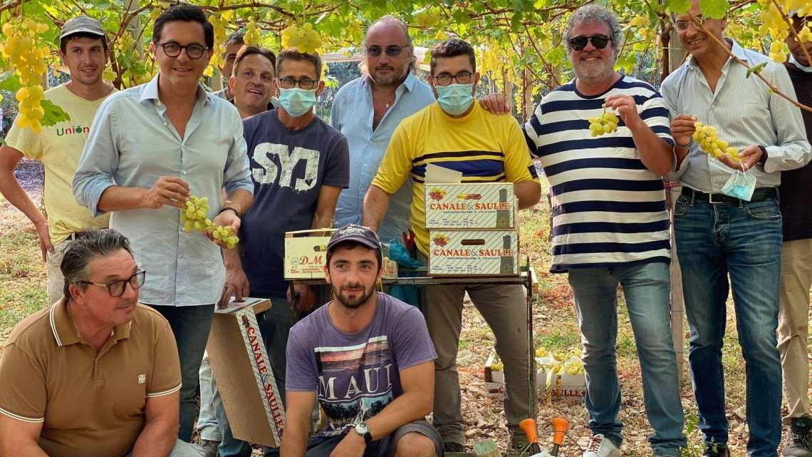 Prete (Lega): «Vicino all'agricoltura, messa in ginocchio da Emiliano»