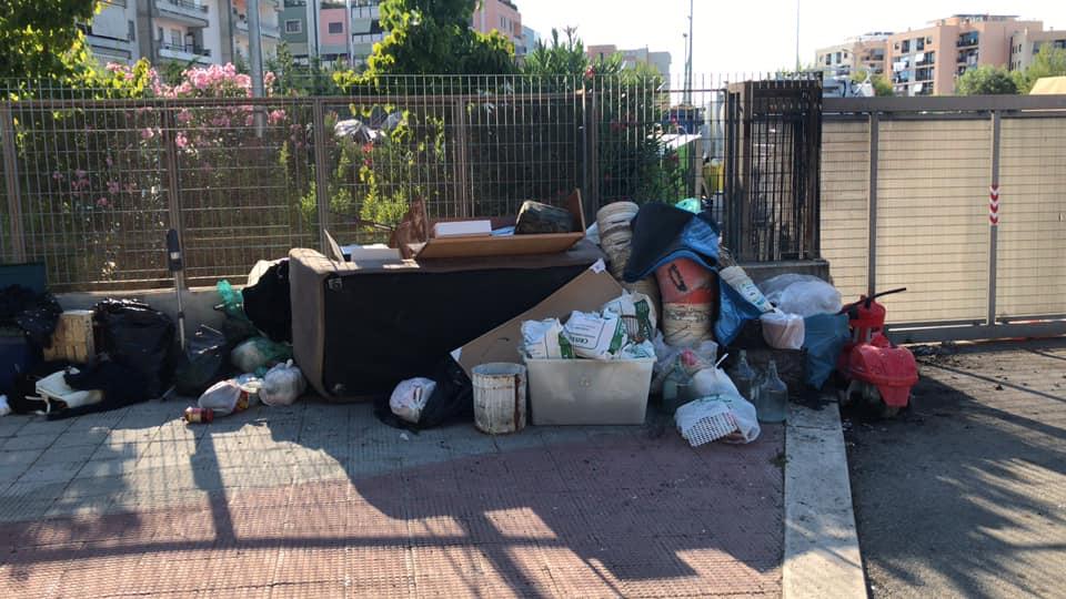 Capurso (Il Faro-Pci): «Per la pulizia della città Angarano aspetta le associazioni ambientaliste?»