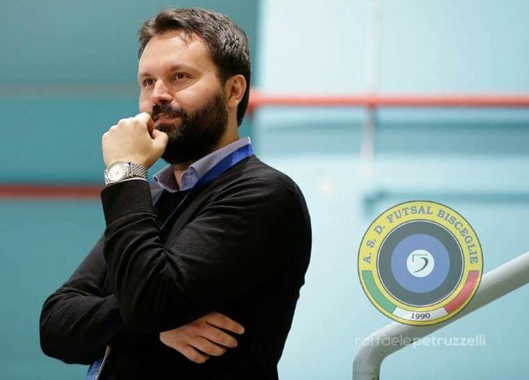 Anellino saluta il Futsal Bisceglie