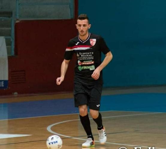 Cassanelli, Di Benedetto e Garofoli i volti nuovi del Futbol Cinco