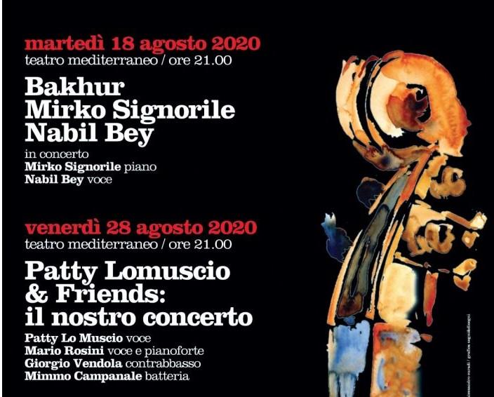 BiSoulFest, martedì 18 agosto Mirko Signorile in concerto con Nabil Bey