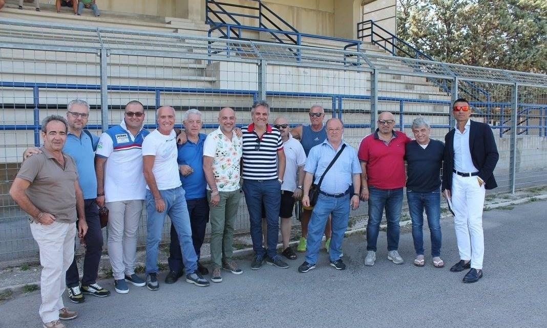 I ringraziamenti del Bisceglie Calcio all'Unione Calcio Bisceglie