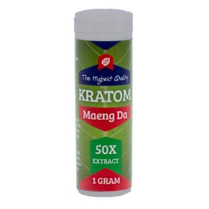 Kratom extrakty