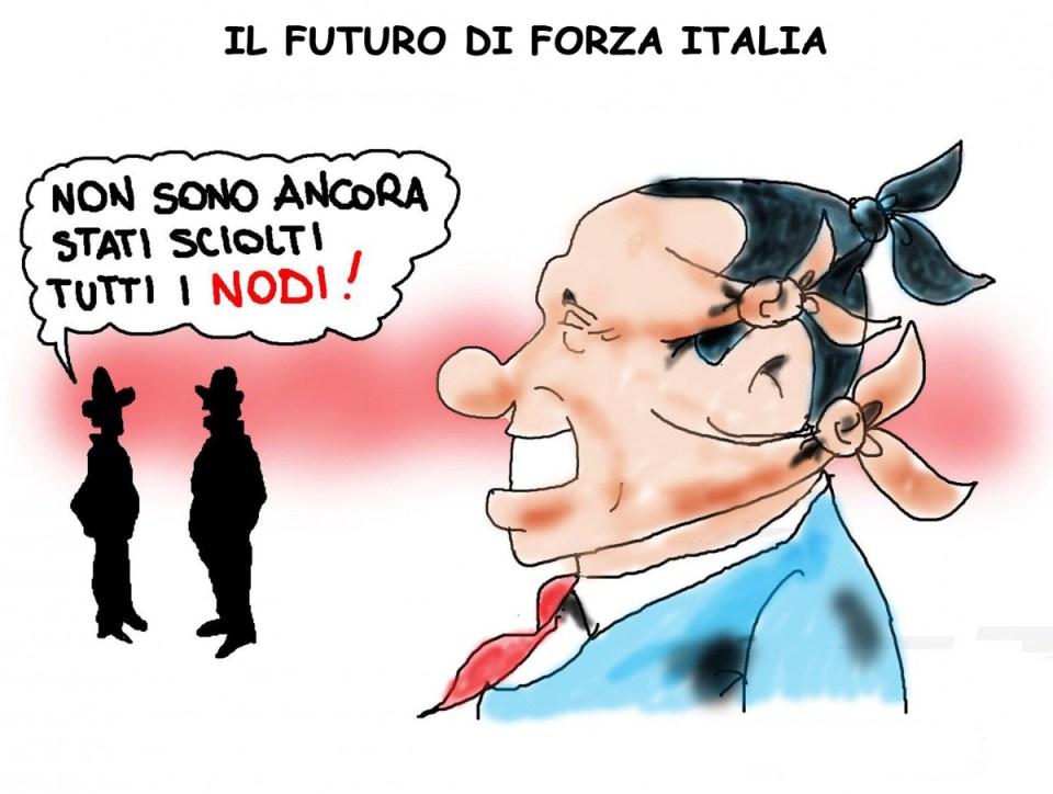"""""""Il futuro di Forza Italia"""""""