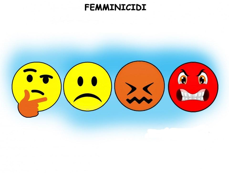"""""""Femminicidi"""""""