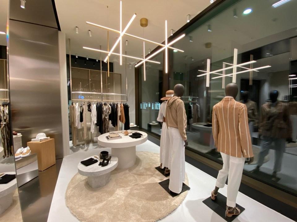 Eleventy prima boutique a Ginevra e di due Pop-Up in Giappone